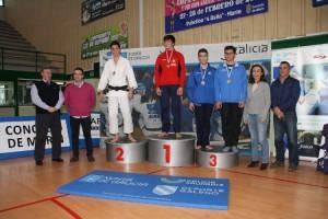 Alex Iglesias, bronce en categoría -81kg Cadete